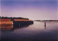 venedig (insel) (venice [island]) by gerhard richter